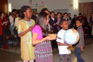 Fête interculturelle du 19 avril 2015 au complexe Roméo-V Patenaude de Candiac.
