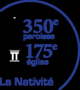 Logo 350e bleu